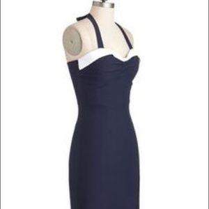 ModCloth pinup sailor dress